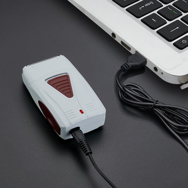 Tông đơ LK-2002 sạc USB giá rẻ