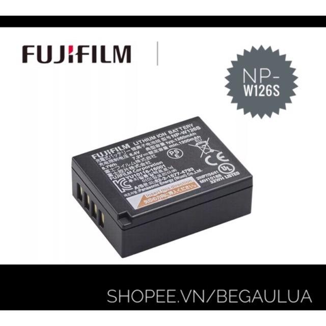 Giá Pin zin chính hãng Fujifilm W126s