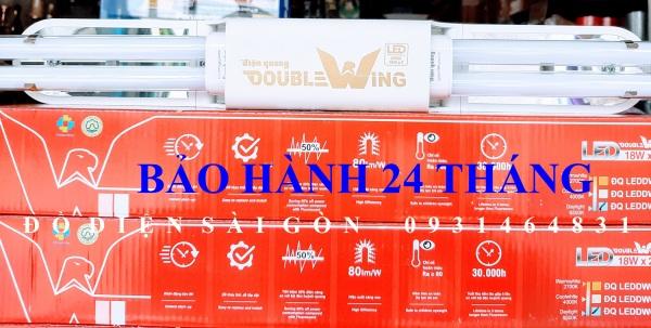 [HCM] Bộ Đèn Led Doublewing 36W Mẫu Mới Điện Quang Bảo Hành Khủng