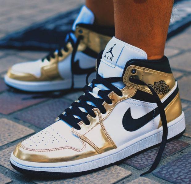 Giày Nike Air Jordan 1 Mid SE Mens shoes giày bóng rỗ cho nam phiên bản giới hạn giá rẻ