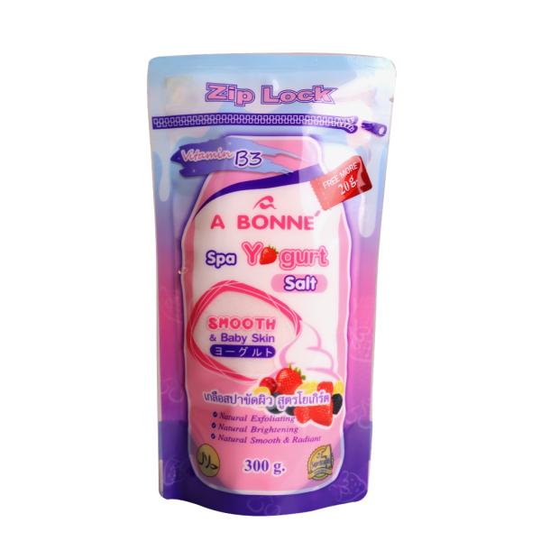 [Hàng Chính Hãng] Muối tắm sữa bò A Bonne 300g - Yogurt cao cấp