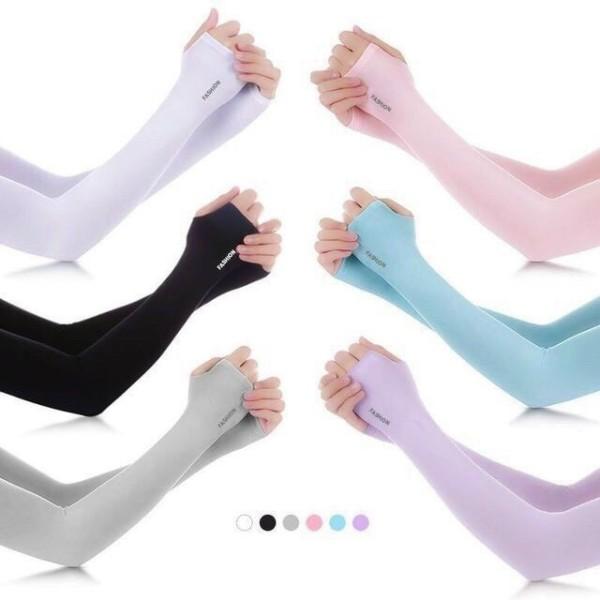 Giá bán Ống tay, bao tay chống nắng, chống tia UV dành cho nam và nữ - NGUYÊN SPORT
