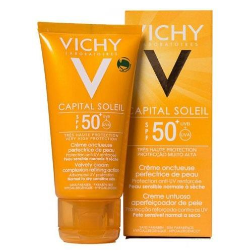 [Hàng chính hãng] Kem chống nắng Vichy Capital Ideal Soleil SPF 50 tốt nhất