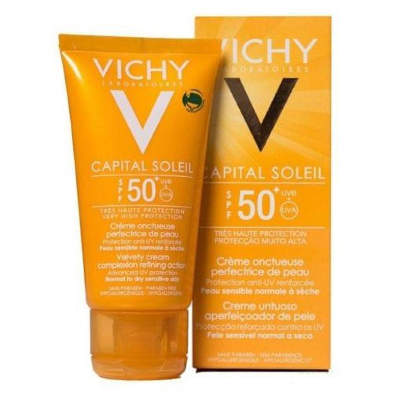 [Hàng chính hãng] Kem chống nắng Vichy Capital Ideal Soleil SPF 50 nhập khẩu