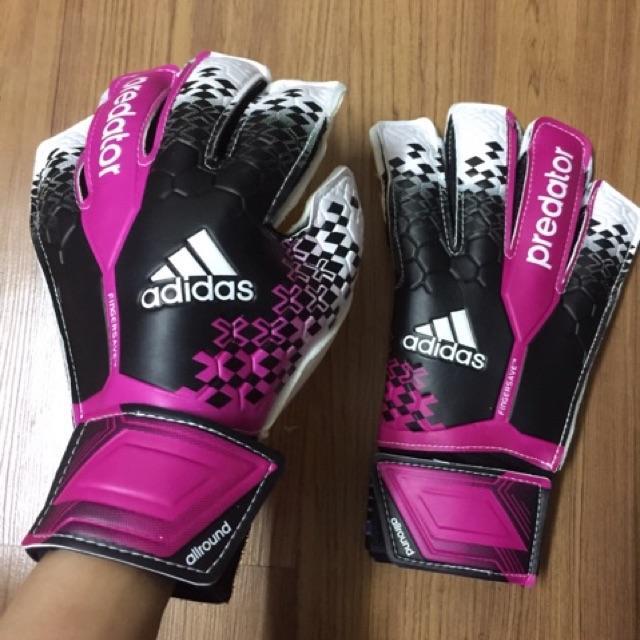 Găng tay thủ môn, bao tay bắt bóng chống nước, Có XƯƠNG bảo vệ bắt cực dính cực chất Nhật Bản