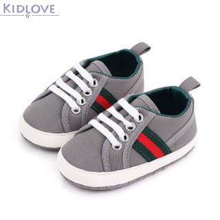 Kidlove 1 Đôi Giày Em Bé, Giày Trẻ Tập Đi Đế Mềm Nhiều Màu Thoáng Khí Chống Trượt