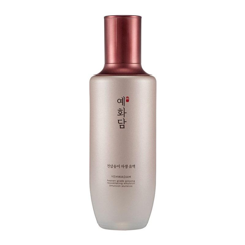 Sữa Dưỡng Da Giàu Độ Ẩm TheFaceShop Yehwadam Heaven Grade Ginseng Rejuvenating Emulsion 140ml