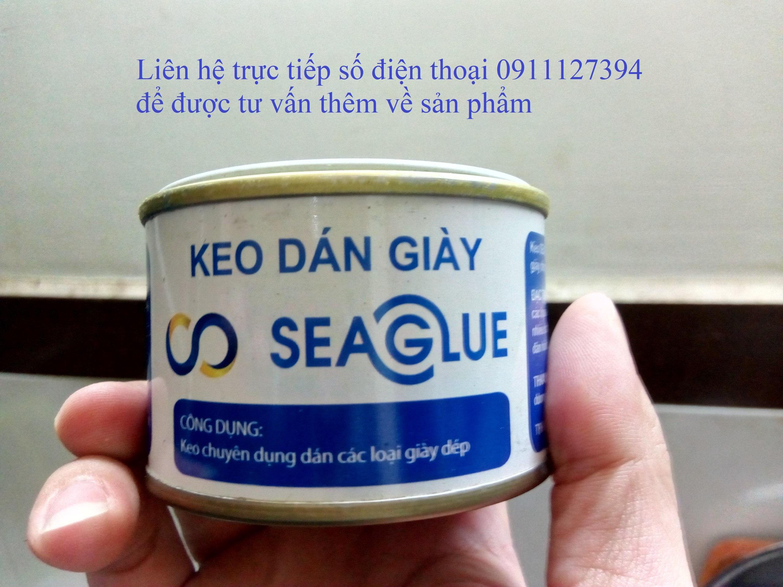 Keo Dán Giày Thể Thao, Keo Dán Giày Seaglue 100ml Có Giá Tốt