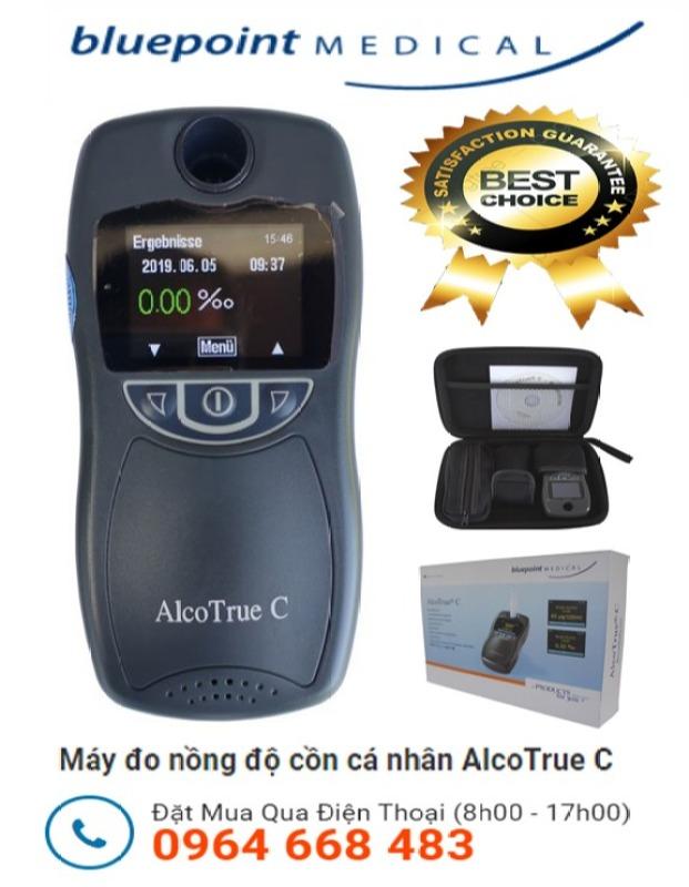 Máy Đo Nồng Độ Cồn cá nhân AlcoTrue C bán chạy