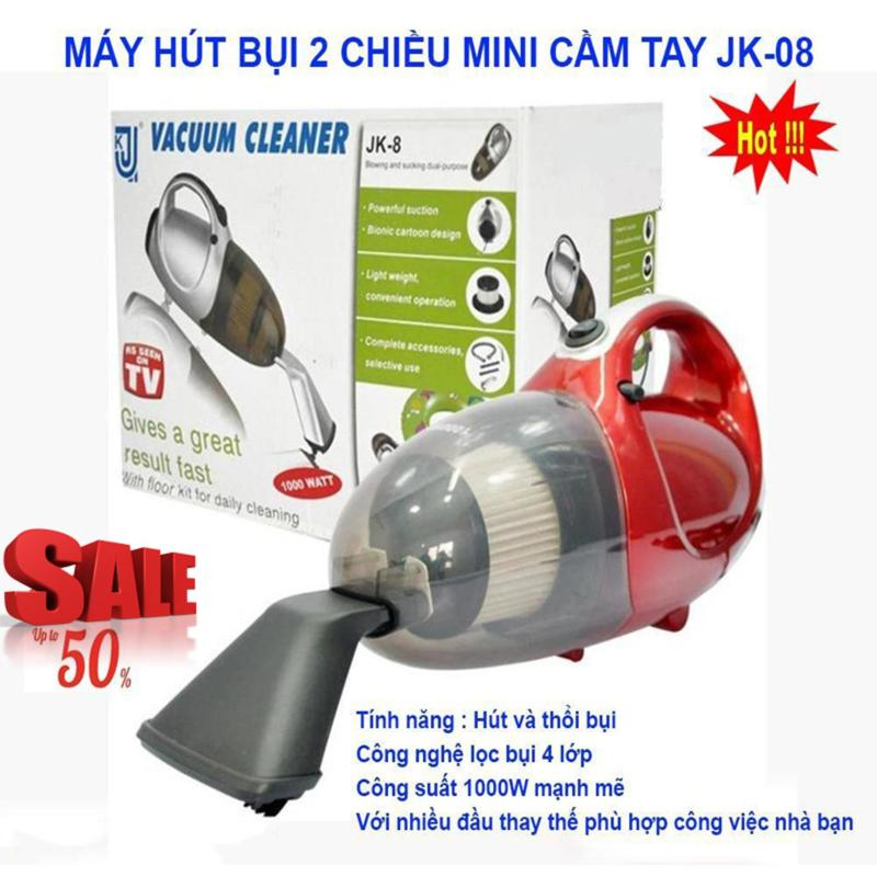 Máy Hút Bụi Hai Chiều Máy Hút Bụi 2 Chiều Vacuum Cleaner Jk08 Công Suất Lớn, Di Chuyển Linh Hoạt, Hút Siêu Sạch