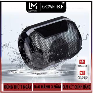 Loa bluetooth mini GROWNTECH TG-162 hai loa bass chất có đèn led mua ngay nhận Voucher 50.000 thumbnail