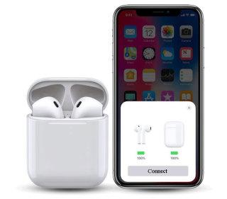 Tai nghe Bluetooth, tai nghe không dây, tai nghe, tai nghe bluetooth khong day chất lượng âm thanh HD dùng cho điện thoại Iphone, Samsung, Sony, Oppo, Vivo, Xiaomi giá rẻ, pin trâu thumbnail