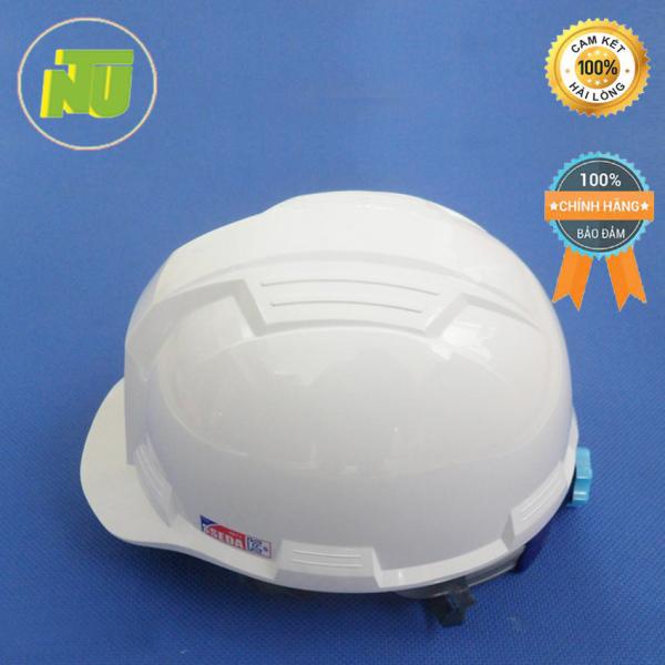 Mũ bảo hộ SSEDA IV màu trắng, mũ bảo hộ Nhất Tín Uy Đà Nẵng