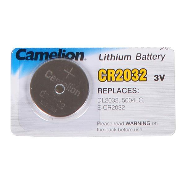 Giá Vỉ 5 viên pin Camelion Lithium Battery 3V CR2032 (Bạc) BT87