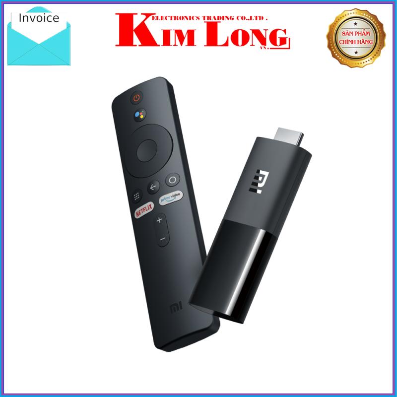 Bảng giá [Bản Quốc Tế] Xiaomi Mi TV Stick 2K HDR, Android 9.0, Điều khiển giọng nói tiếng Việt - Bảo hành chính hãng 12 Tháng
