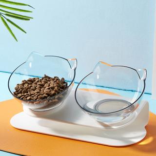 Bát đựng thức ăn và nước thiết kế nghiêng thông minh cho thú cưng Aixuaxi - INTL thumbnail