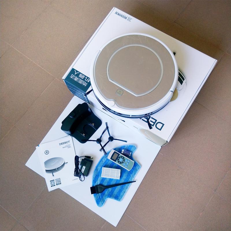 Robot hút bụi thông minh Ecovacs Cen540, hàng trưng bày bảo hành 6 tháng