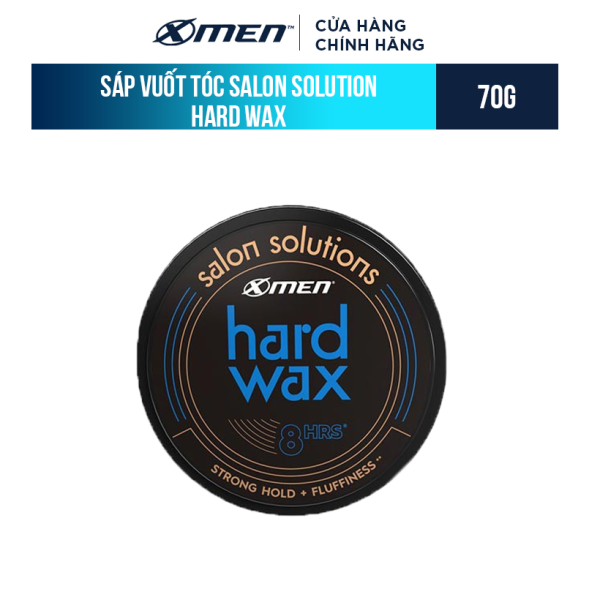 Sáp Xmen Salon Solutions - Hard Wax 70g