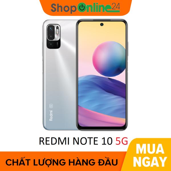 Điện thoại Xiaomi Redmi Note 10 (5G) 4GB/128GB - Hàng chính hãng