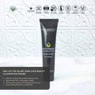 Kem lót bắt sáng hữu cơ cao cấp Juice Beauty Phyto-Pigments Illuminating Primer 15ml thumbnail