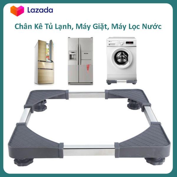 Bảng giá Chân Kệ Tủ Lạnh, Máy Giặt Inox 304 Siêu Bền. Hoàn Tiền 100% Nếu Hàng Lỗi. Điện máy Pico