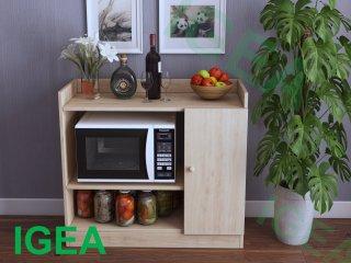Tủ nhà bếp ,tủ lò vi sóng 1 cánh -GP38 thumbnail