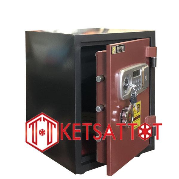 két sắt chống cháy Hanchi HD55 khóa điện tử