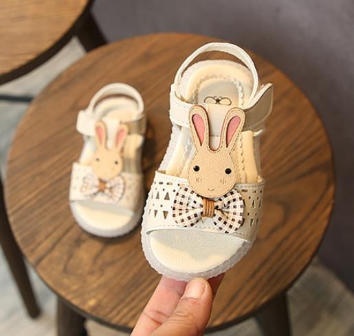 Giá bán Sandal thỏ bé gái siêu đẹp, siêu êm chân