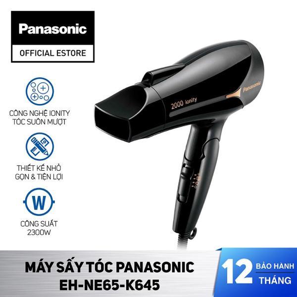 Máy Sấy Tóc Ionity Panasonic EH-NE65-K645 - Bảo Hành 12 Tháng - Hàng Chính Hãng