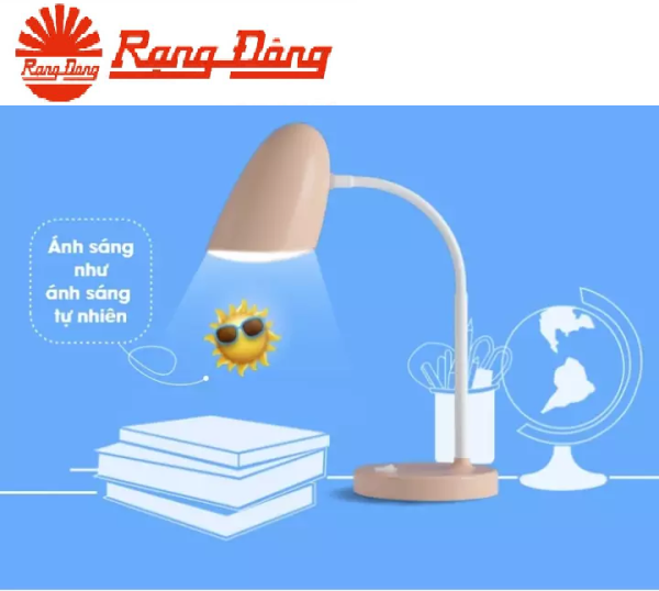 Đèn bàn LED Sunlike Rạng Đông RD-RL-38.LED Bảo vệ thị lực