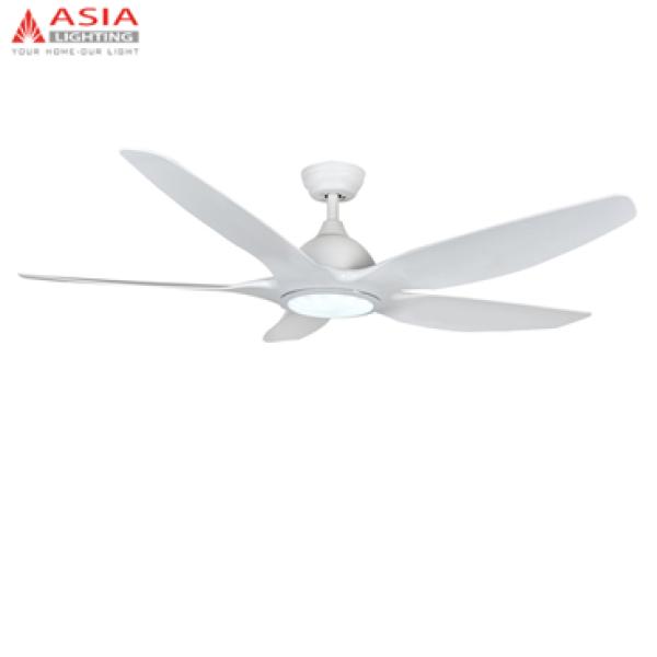 [Cam kết hàng chính hãng] Quạt trần có đèn cao cấp điều khiển từ xa QT03 - ASIA