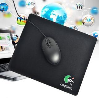 Lót chuột Logitech , bàn di chuột , tấm lót chuột , mouse pad miếng lót chuột cho máy tính để bàn máy tính văn phòng máy vi tính làm việc máy tính chơi game pc gaming thumbnail