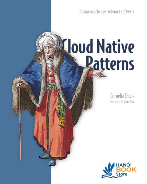 Cloud Native Patterns - Hanoi bookstore