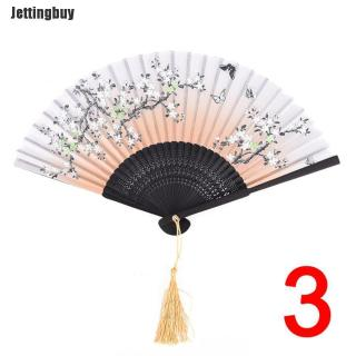 China Wind Fans Folding Hand Wire Classical Mixed Decoration Home Furnishing Type 6 - intl thumbnail