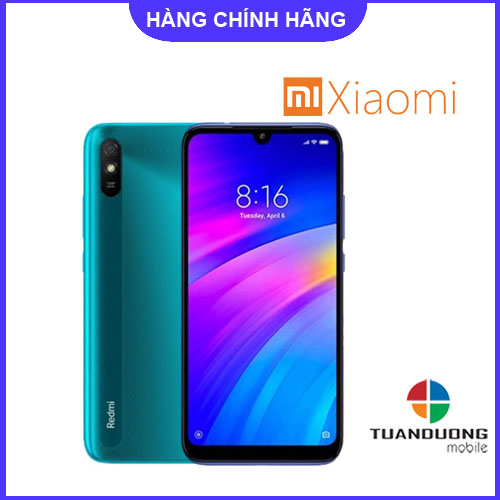 Điện thoại Xiaomi Redmi 9A (2GB/32GB) - Hàng chính hãng - Màn hình 6.53inch HD+ Camera chính 13MP Pin 5000mAh