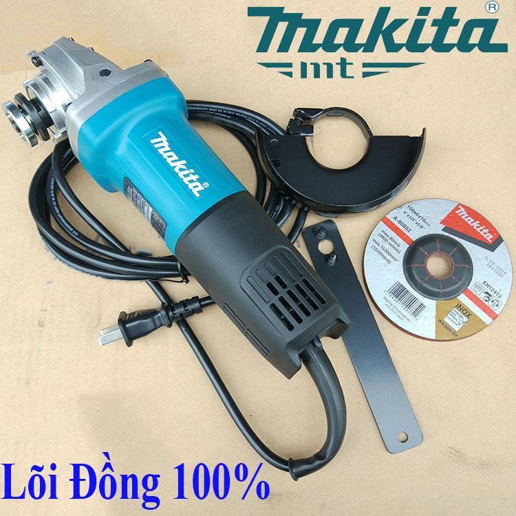Máy Mài Makita Nhật Bản ,  Máy mài, cưa, cắt, đánh bóng Makita , máy mài cắt MAKITA  , công suất 800w 100% lõi đồng ,  hệ chổi than loại 1A  dòng sản phẩm loại tốt BH 12 Tháng