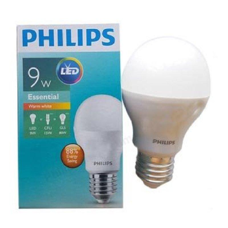 Bóng đèn Essential LED Bulb 9W-80W A60 Philips