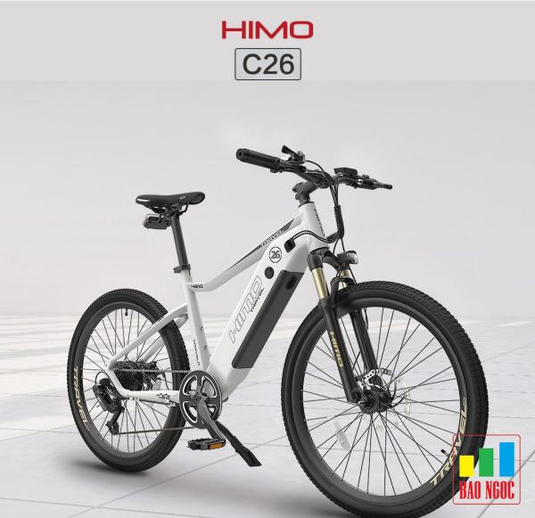 Giá bán Xe đạp điện himo C26