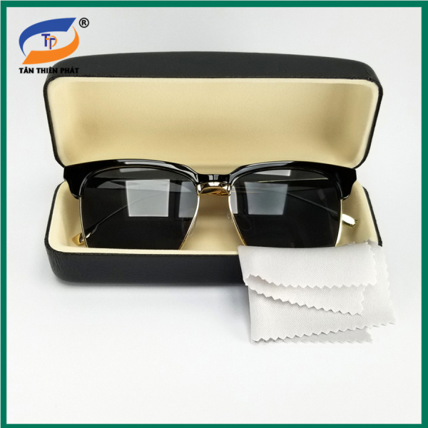 Giá bán Mắt kính nam nữ gọng kim loại unisex - Kính mát nam thời trang chống tia UV - Video test UV400 - Bảo hành 12 tháng - Sunglasses for men