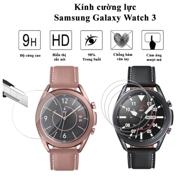 Kính cường lực Samsung Galaxy Watch 3