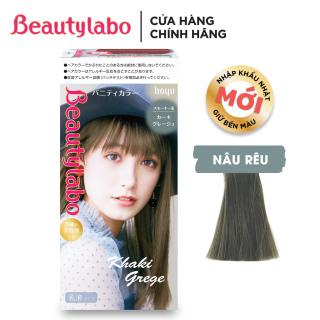 Kem Nhuộm Tóc Thời Trang Beautylabo Vanity 80ml - Nâu Ánh Rêu thumbnail