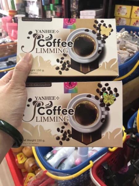 COFFEE GIẢM CÂN YANHEE THÁI LAN