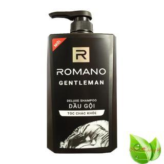 Dầu gội Romano GENTLEMAN cho tóc chắc khỏe chai 650ml thumbnail