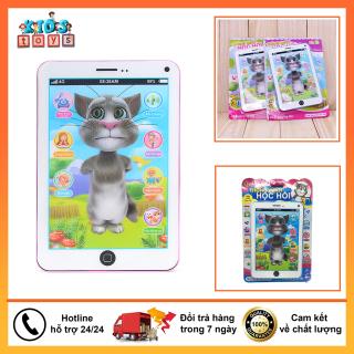 Đồ chơi Ipad mèo tom biết nói, hát, kể chuyện cho bé-có kèm pin thumbnail
