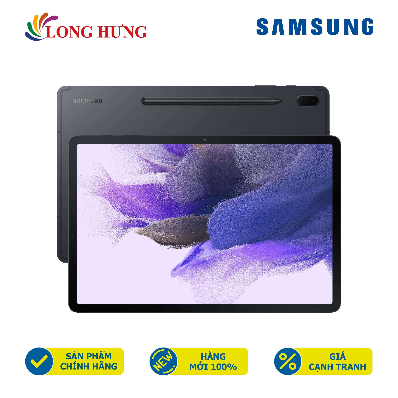 Máy tính bảng Samsung Galaxy Tab S7 FE - Hàng Chính Hãng - Màn hình lớn 12.4inch Màu sắc bắt mắt Con chip mạnh mẽ