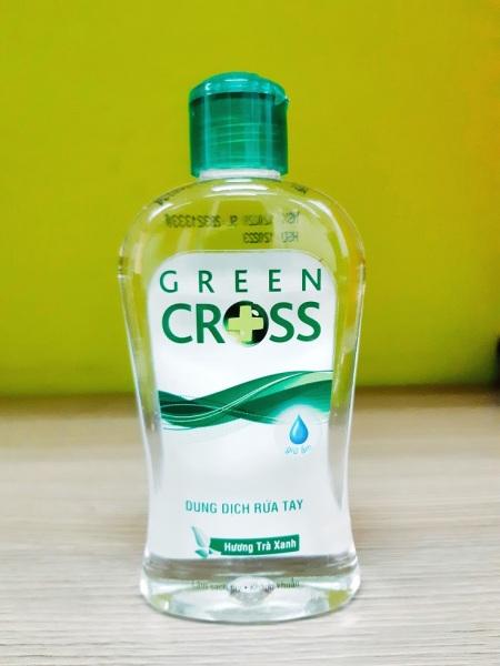 Nước rửa tay khô Green Cross 250ml
