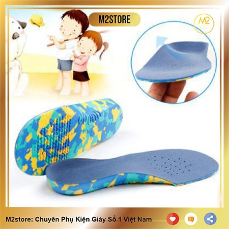 Giá bán Lót giày chỉnh hình điều chỉnh vòm cho bé (LGCH06)