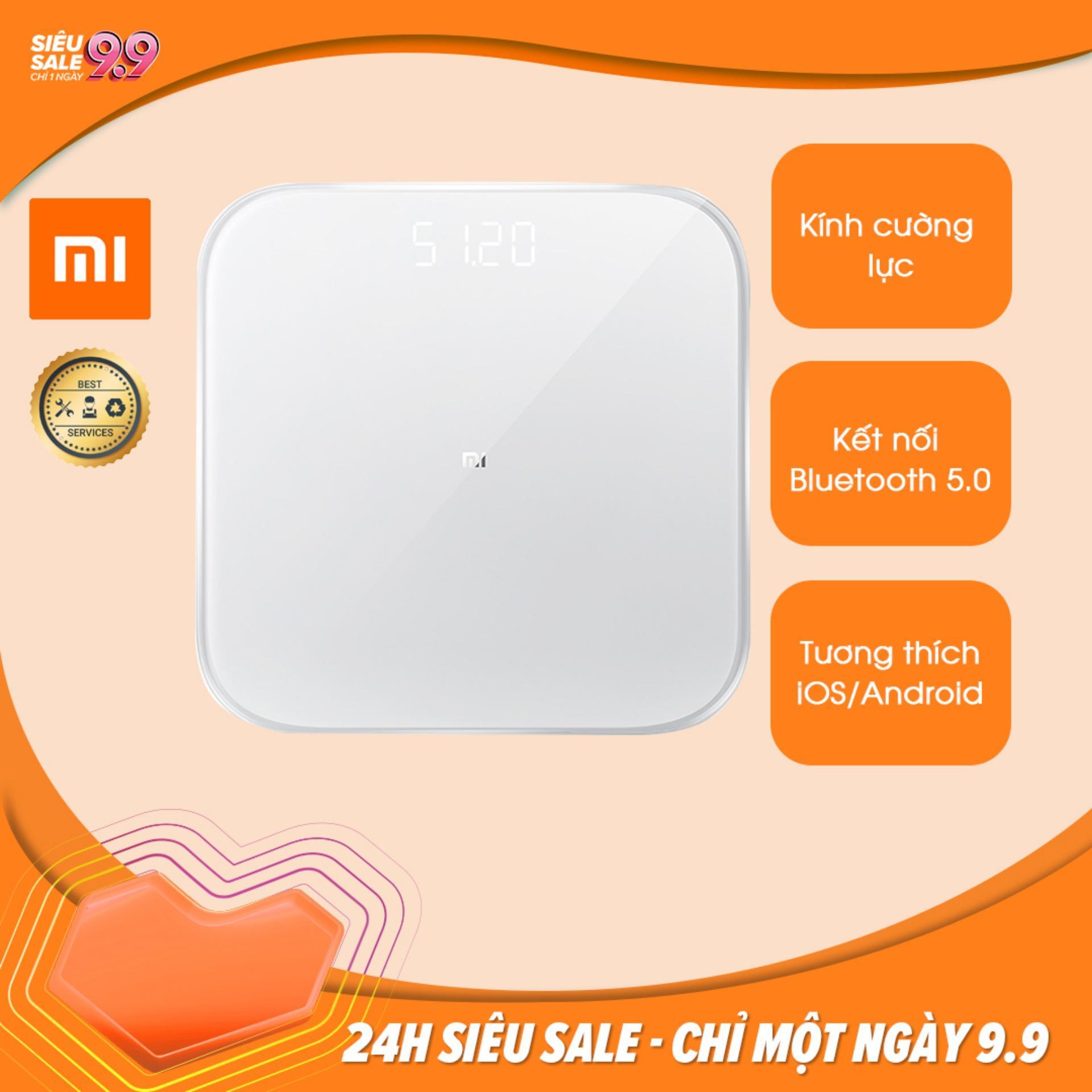 Cân thông minh Xiaomi Mi Smart Scale 2 chính hãng