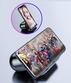 [ Sale Sốc ] Tai Nghe Bluetooth AMOI F9 Pro Quốc Tế Nút CẢM ỨNG Bluetooth 5.0 Kén Sạc 2000 Mah Âm Thanh Sắc Nét - Tai Nghe Bluetooth Không Dây Amoi F9 Pin Trâu - Tai Nghe Buetooth cho mọi dòng máy 8