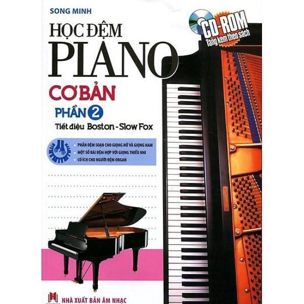 Mua Học Đệm Piano Cơ Bản - Phần 2 (Kèm CD)
